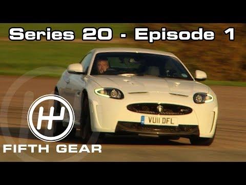 Fifth Gear: Series 20 Episode 1