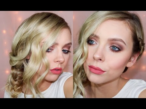 Three Easy Formal Hairstyles | Cosmobyhaley