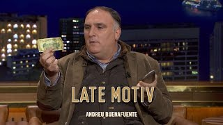 LATE MOTIV - José Andrés. ¡Welcome Home! | #Latemotiv162