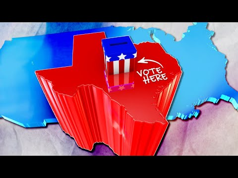 Why Texas Ranks Near Bottom In Voting Ease And Access Compared To Other States