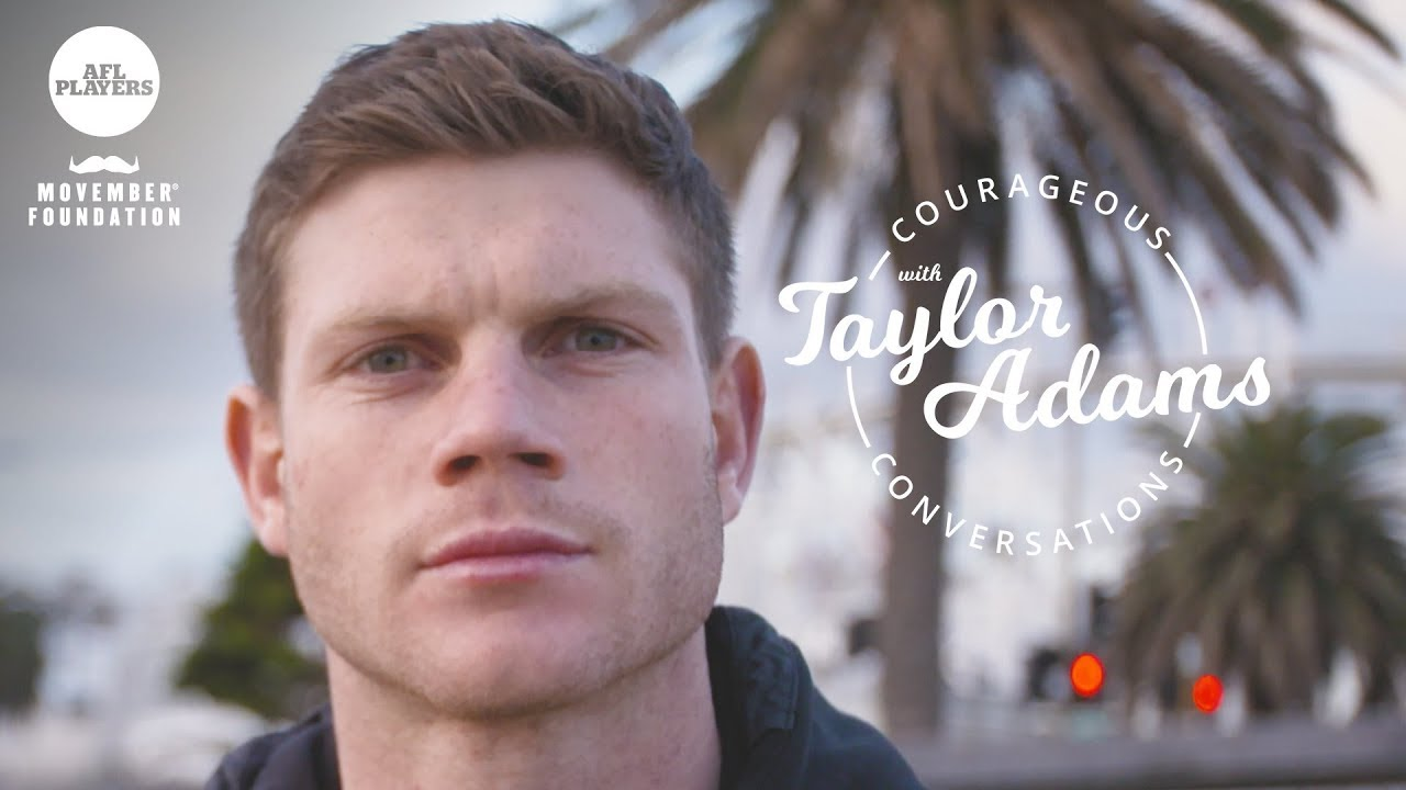 Courageous Conversations: Taylor Adams