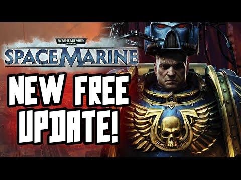 NEW Free Space Marine Update!