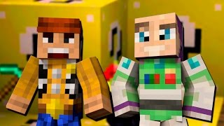 TOY STORY con LUCKY BLOCKS!
