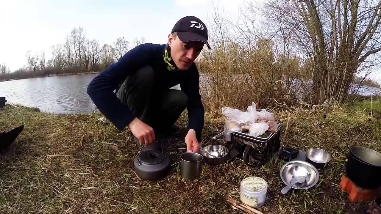 ловля рыбы весной в удмуртии