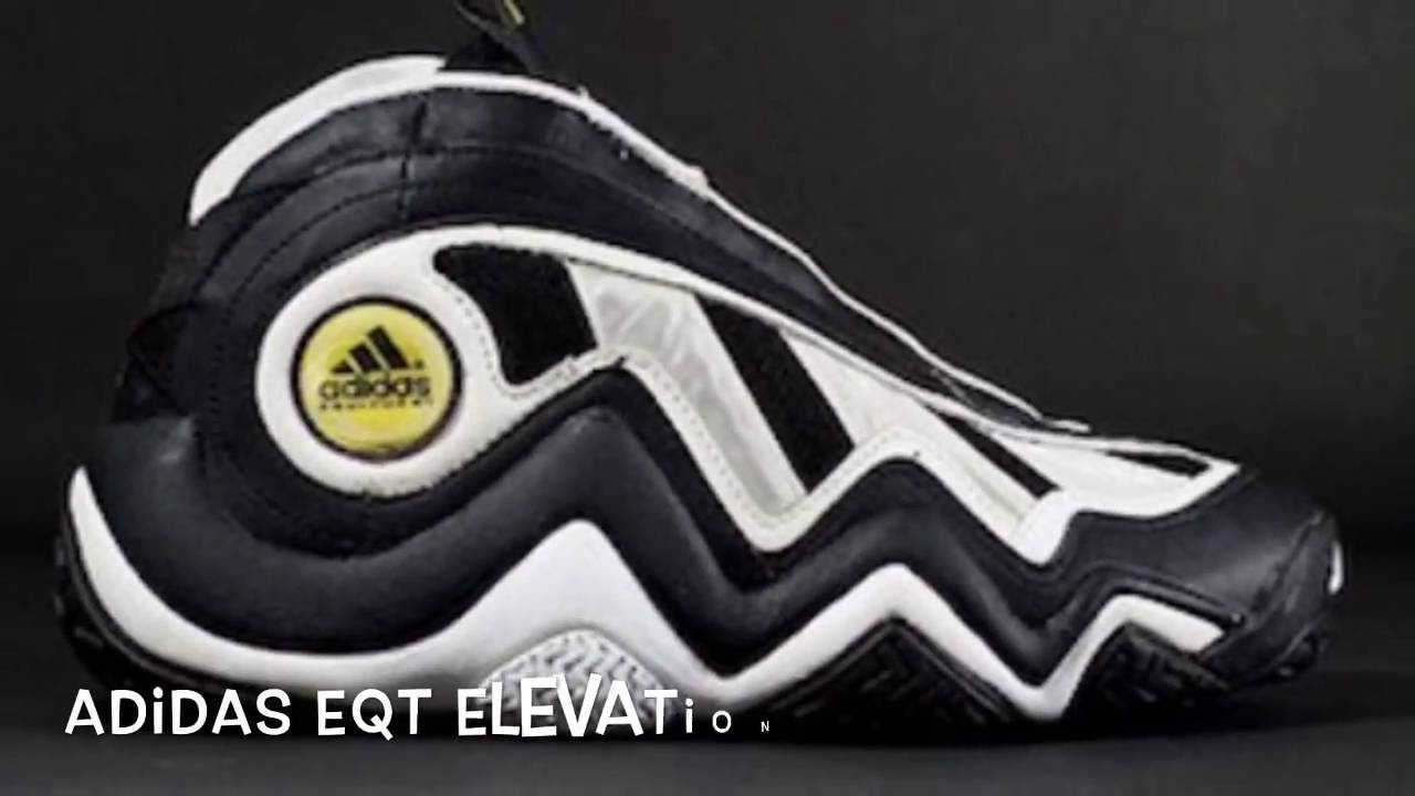 brand new a98a3 9a9ad Shoes Time Lapse - adidas eqt elevation basketball byrant nike jordan game