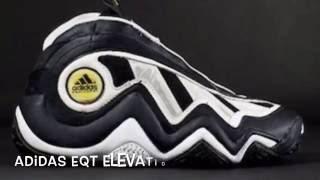 How to Draw !! KOBE !! Shoes Time Lapse - adidas eqt elevation basketball byrant nike jordan game