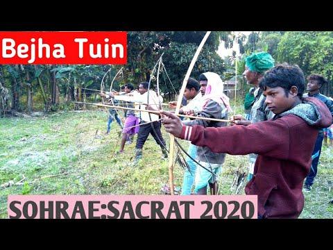 Sacrat Rean Bejha Tuin (Arrow Shooting Competition // Sohrae Porob 2020 // Santali Vlog