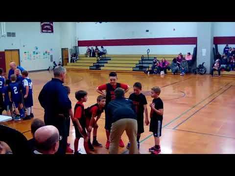 SAYA JV Heat vs Warriors 1/27/18