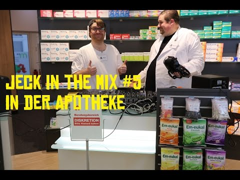 Jeck in the Mix #5 - In der Apotheke
