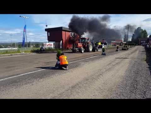 Jan Ove Hauge, Traktorpulling, kirkenær farmpower weekend 2016