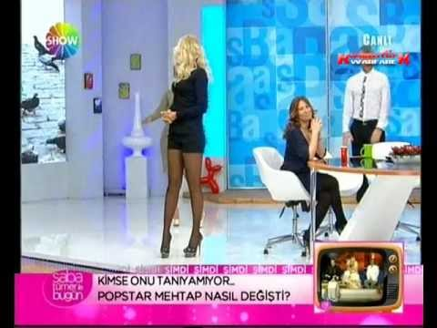 Popstar Mehtap - Saba Tümer'le Bugün ShowTv (15 Şubat 2012)