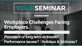 YourSeminar Employment Law Seminar