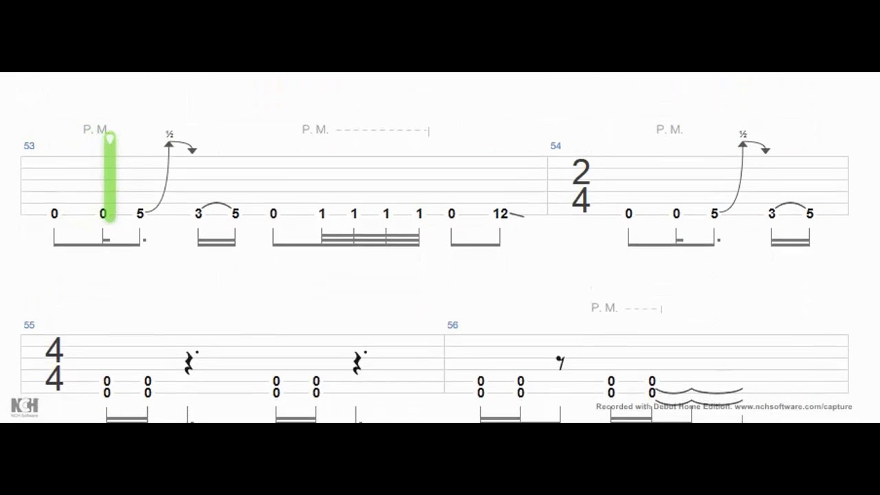 Slipknot - All Out Life (Guitar Tabs)