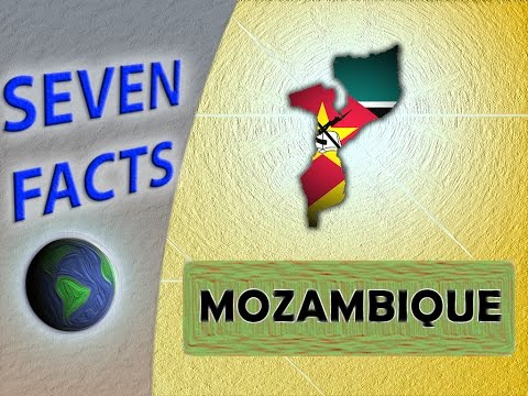 7 Facts about Mozambique