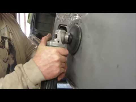 Dent Repair Metal Bumping Amp Shrinking With A Wolfes Metal