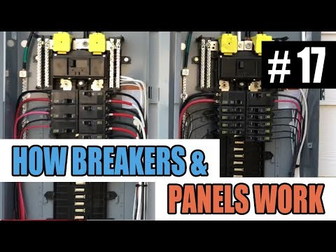 Electrician Explains How Circuit Breakers And Electrical Panels Work