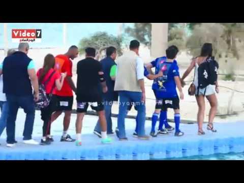 عمالقة كرة القدم يغادرون احتفالية مبارة الساحل وسط إجراءات أمنية مكثفة  - نشر قبل 22 ساعة