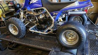 100 hp banshee breakdown