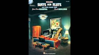 Claude Bolling - Suite for Flute and Jazz Piano Trio - Sentimentale