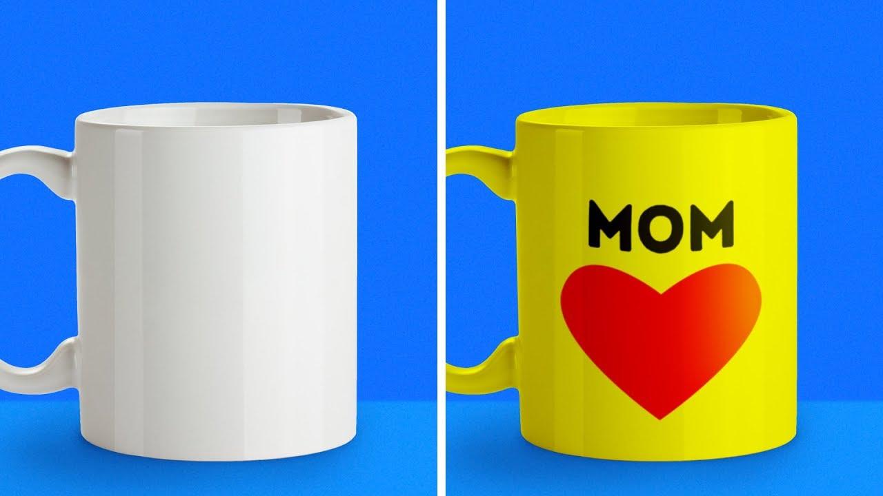 20 Lovely Handmade Gift Ideas For Moms Youtube