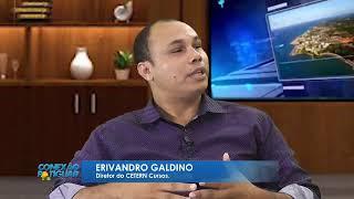 Conexão Potiguar: Diretor do CETERN Erivandro Galdino (11/12/19).