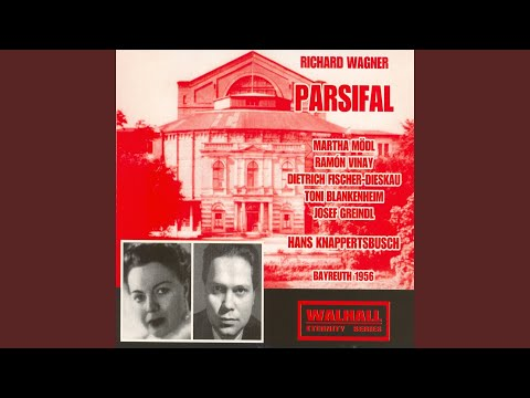 Parsifal : Act I Titurel, Der Fomme Held