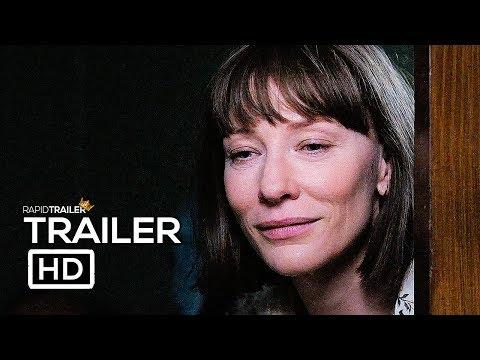 WHERE'D YOU GO, BERNADETTE Official Trailer (2019) Cate Blanchett, Kristen Wiig Movie HD