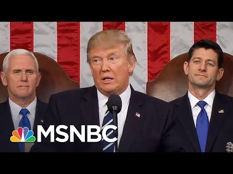 Lacking Policy Vision, Donald Trump Attacks Barack Obama Accomplishments | Rachel Maddow | MSNBC