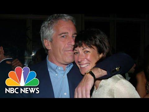 Jeffrey Epstein's Alleged Accomplice Ghislaine Maxwell Arrested | NBC Nightly News