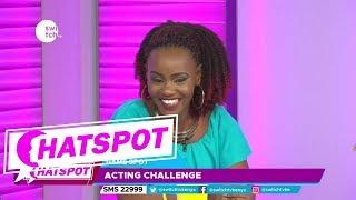 Joyce Musoke - I owned 17 cats