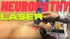 NEUROPATHY LASER TREATMENT