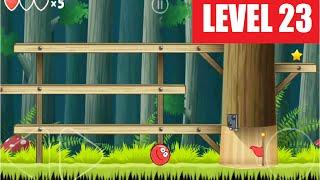 red Ball 4 level 23 Walkthrough / Playthrough video