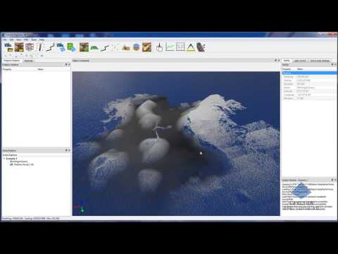 Carlson Precision 3D Topo 2017 | Processing Aerial Drone Data