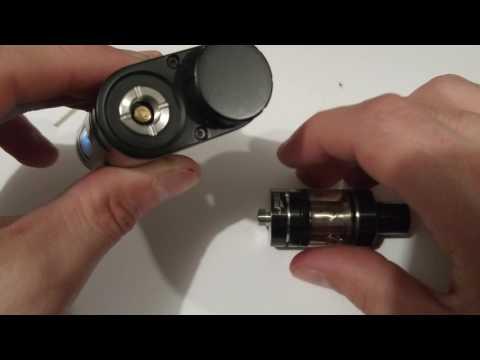 eLeaf iStick Pico & MELO III Mini No Atomizer Fix #1 - Works!