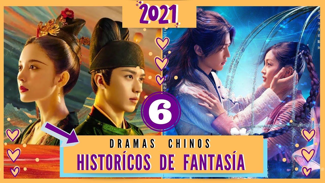 Download 6 Dramas Chinos HISTORICOS de FANTASIA del 2021💛✨