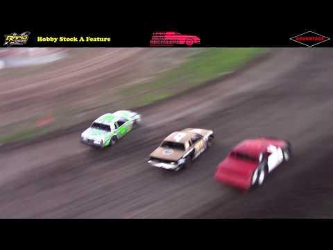 Hobby Stock -- 6/23/17 -- Rapid Speedway