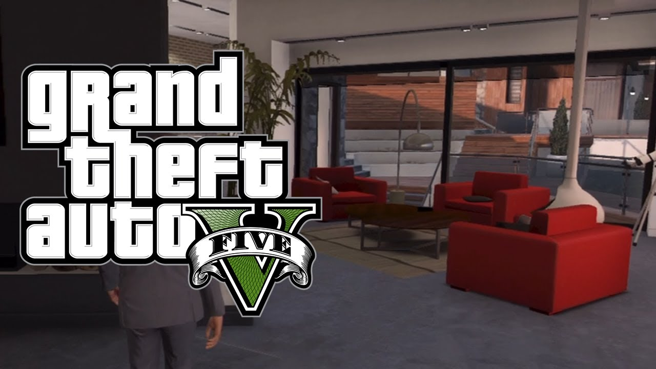 Gta 5 online how to get inside franklin 39 s michael 39 s for Find a house online