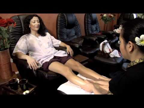 massage des pieds youtube. Black Bedroom Furniture Sets. Home Design Ideas
