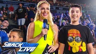 Sarah Schreiber puts the WWE to the test: SmackDown Exclusive, July 16, 2019
