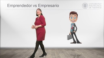 Emprendimiento y Emprendedor. Conceptualización Teórica      UPV