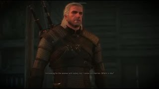 The Witcher 3  Wild Hunt   35min gameplay demo