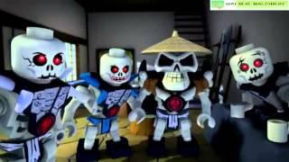 LEGO Ninjago   СЕКРЕТЫ КУЗНЕЧНОЙ МАСТЕРСКОЙ