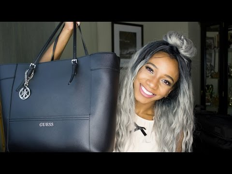 What's in my bag: University Edition | University Of Ontario (UOIT) |Annesha Adams