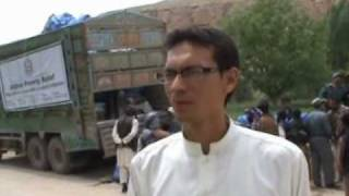 Samangan Earthquake Relief - Part Two The Relief Effort