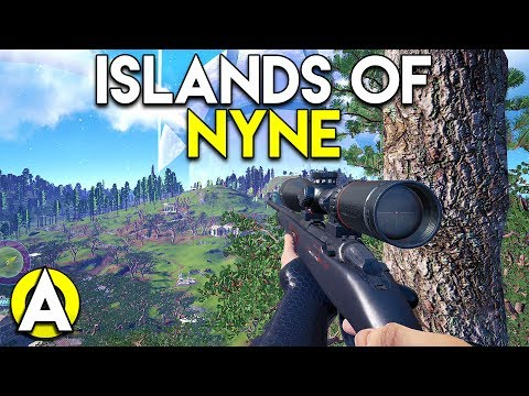 Islands of Nyne Gameplay