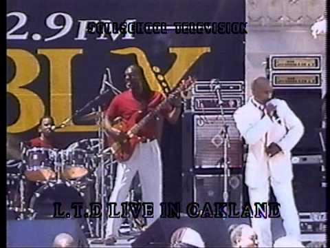 Soul School Television - LTD Live in Oakland - Taped September 2, 2002