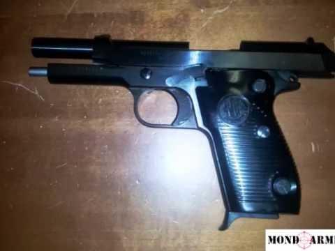 MONDOARMI.IT - Beretta 952 7.65x22mm Parabellum / 7.65x22mm Luger