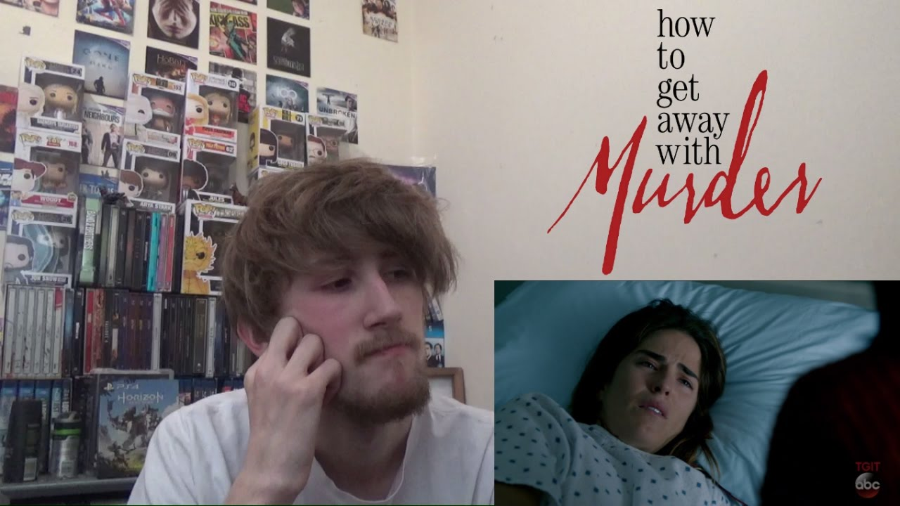 How To Get Away With Murder Season 3 Episode 10  'we're Bad People'  Reaction