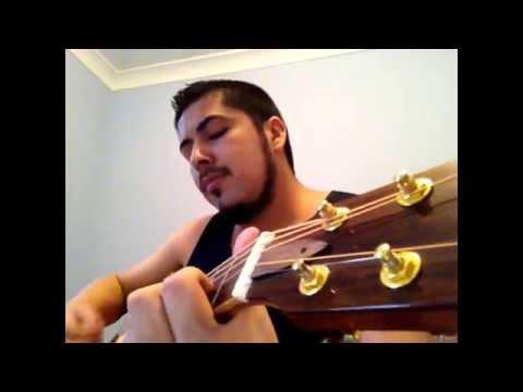 Mana - Rayando El Sol (cover song)