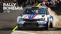 ŠKODA Motorsport: Rally Bohemia 2018